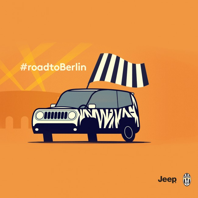 JEEP • Champions League Final 2015