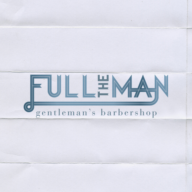 FULL THE MAN • Logo design