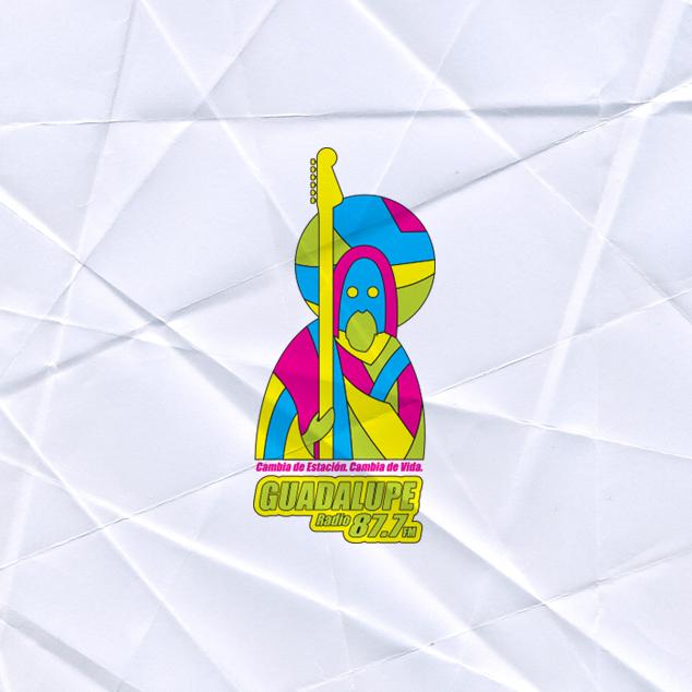 Radio Guadalupe • Logo design