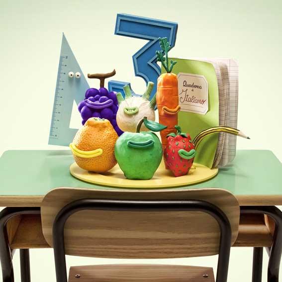 MIPAAF • Frutta nelle scuole